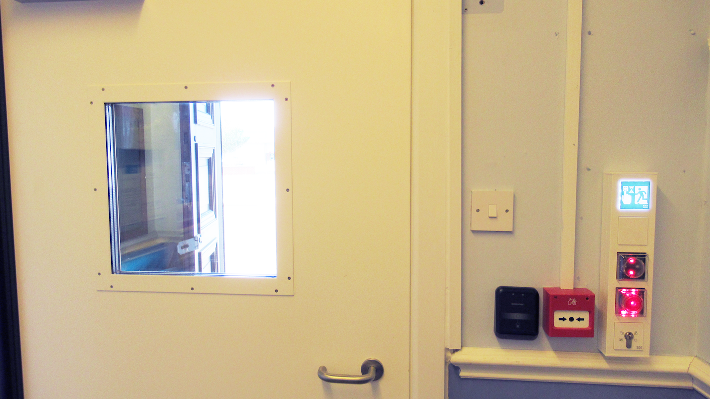 Innovative Escape Door System from Abloy