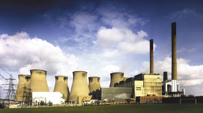 Plant Closures Spell the End for UK Power Generation