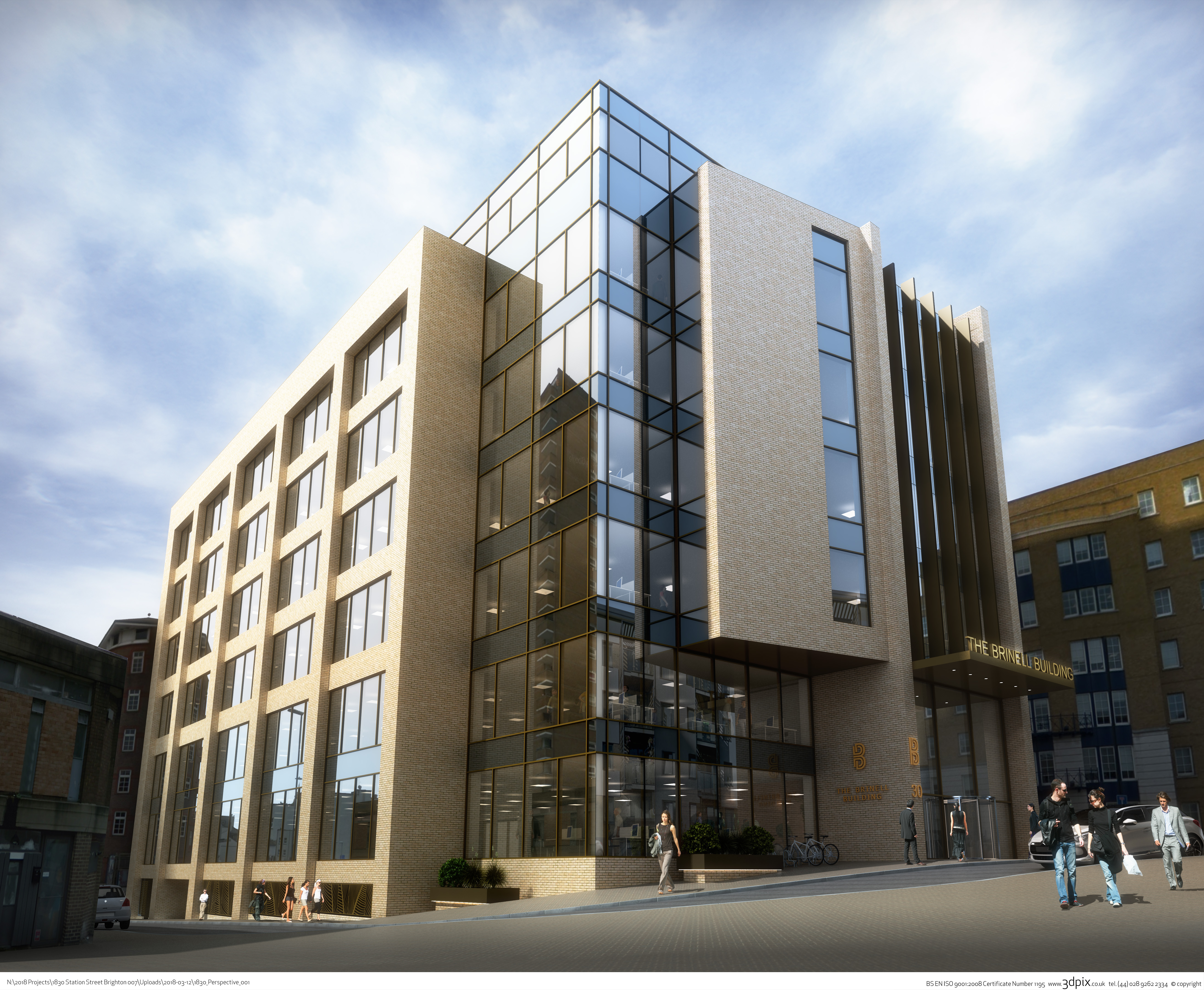 The Brinell Building, Brighton, is fully pre-let as  Unity Technologies signs-up