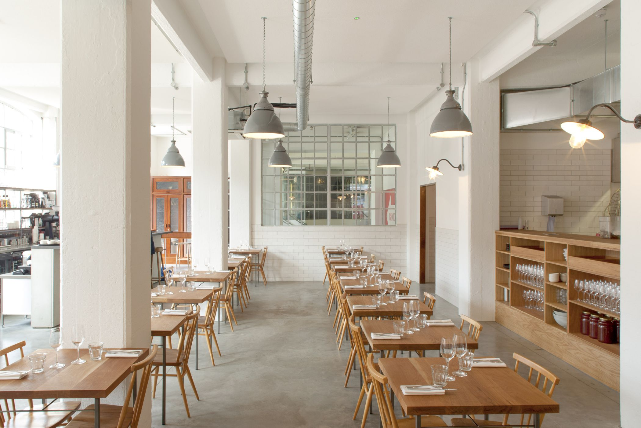 STO PROVES TO BE THE PERFECT INGREDIENT  FOR MAJOR RESTAURANT PROJECT
