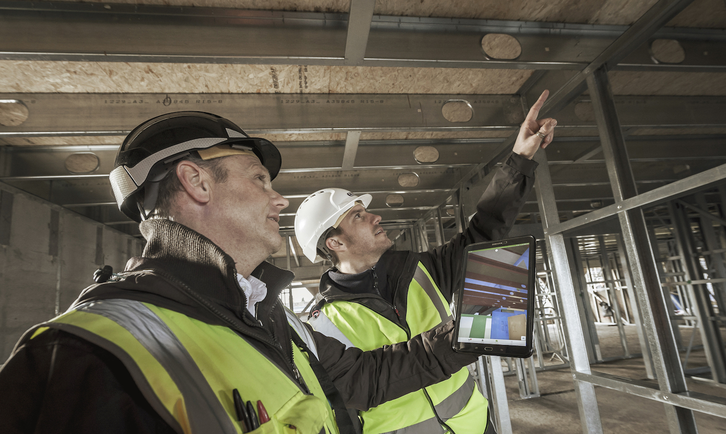 Fusion Building Systems use Interactive Site Management from Dalux