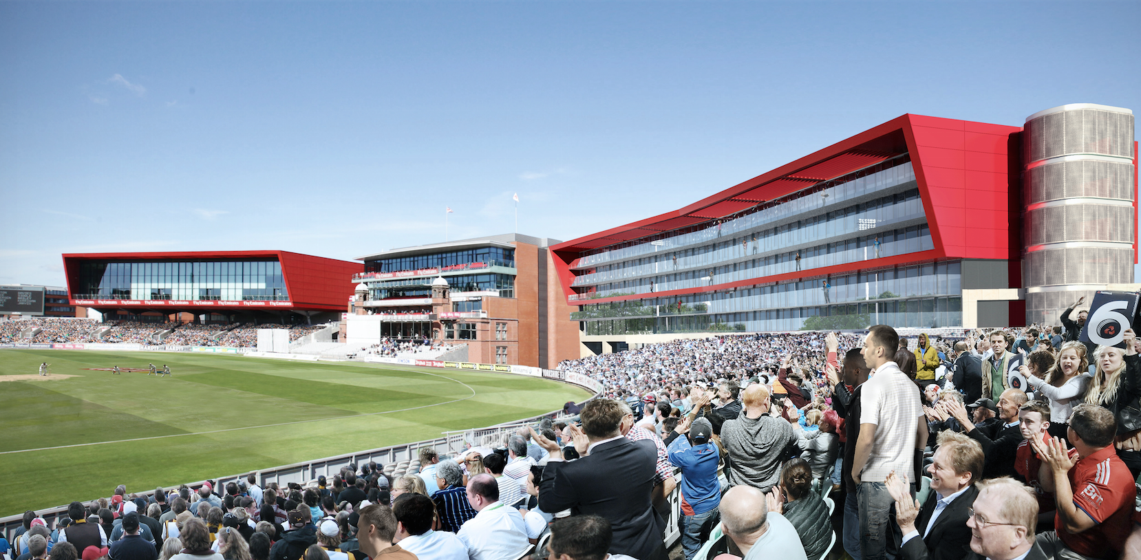 Old Trafford Welcomes New Development