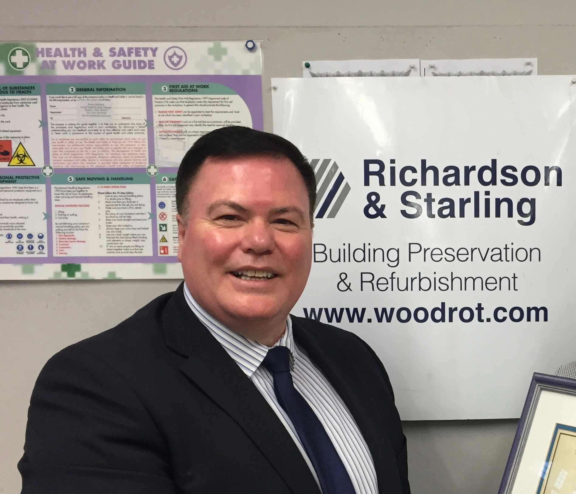 New office in Hawick opened by Richardson and Starling