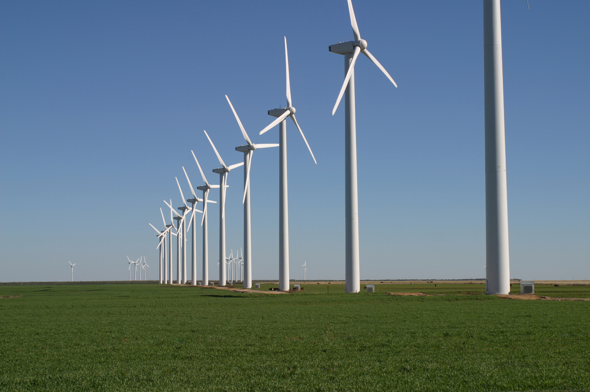 Energy Projects Receive Funding Boost