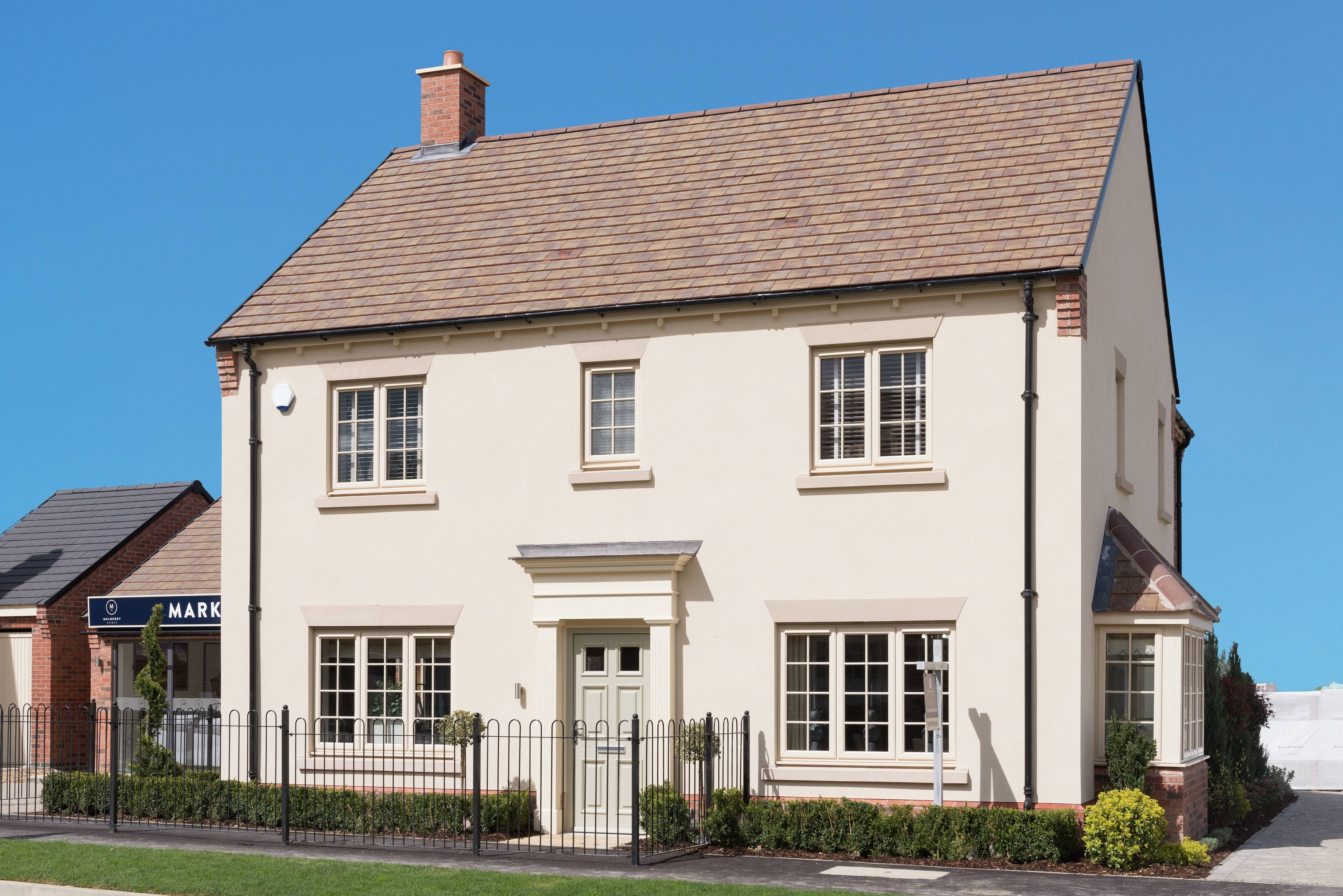 MULBERRY HOMES' STRATEGIC EXPANSION SEES STRONG FIRST QUARTER