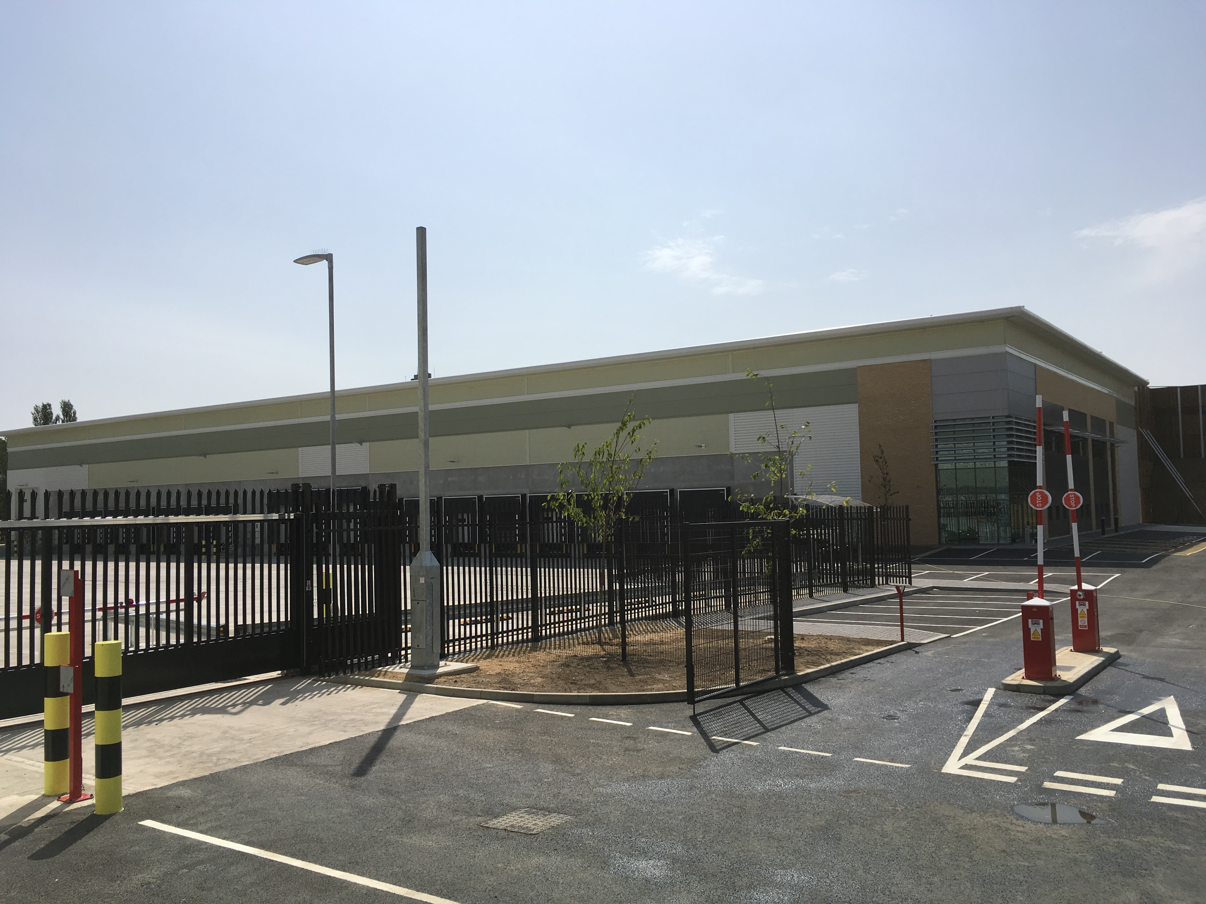 John Lewis Relocates in New Facility in Southampton