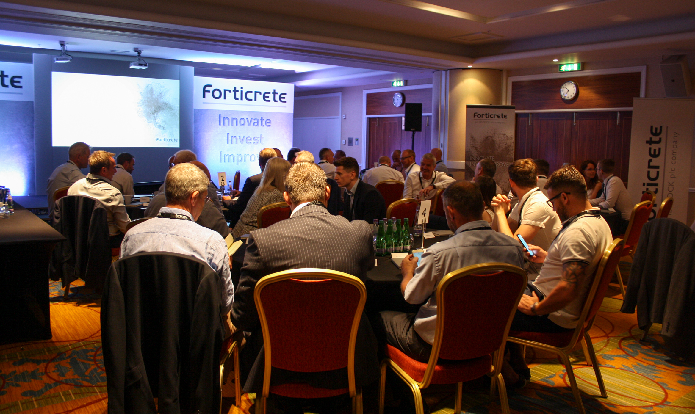 Forticrete hosts inaugural Roofing Forum