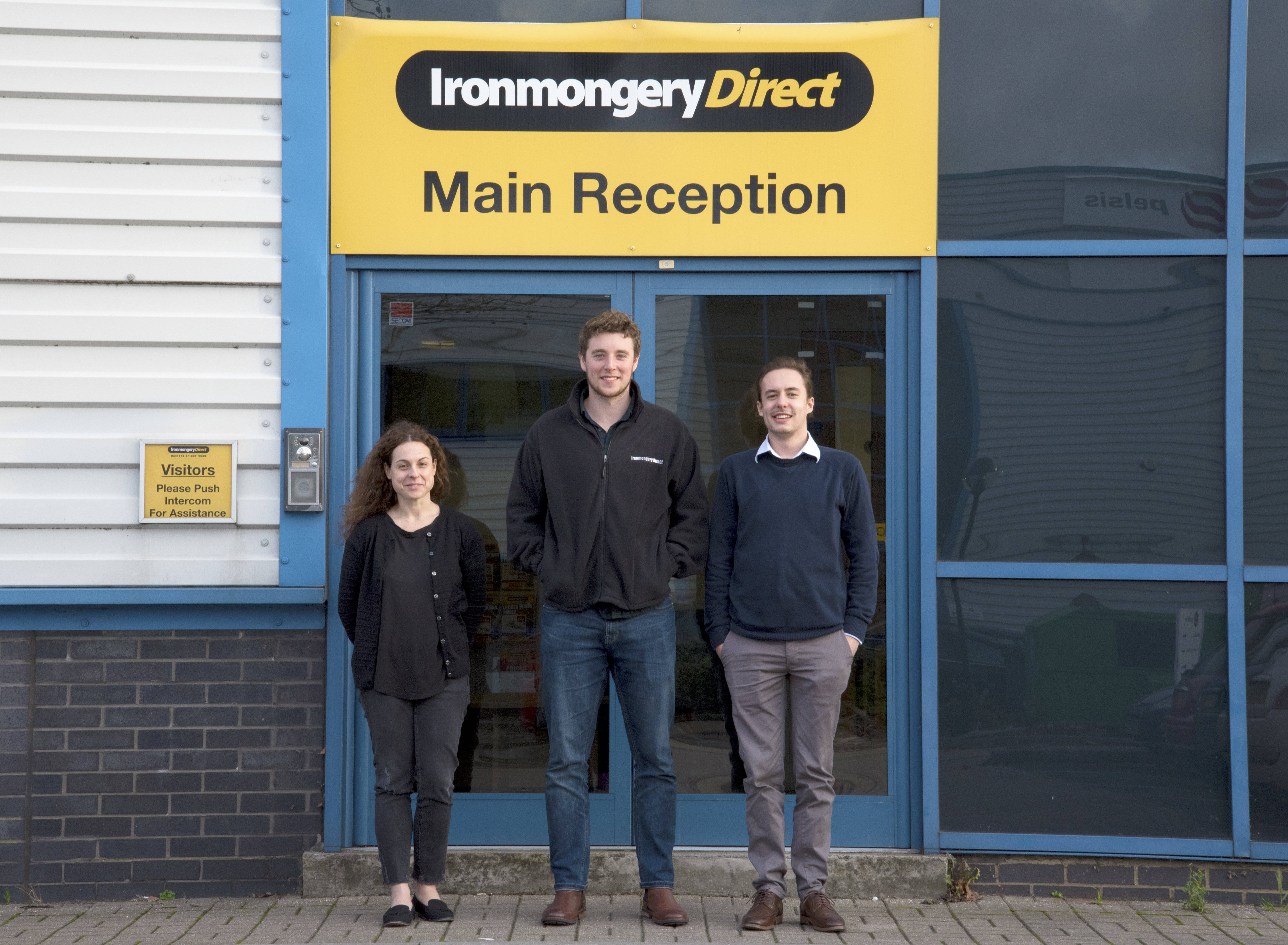 IronmongeryDirect's diverse graduate scheme attracts applicants from across the UK