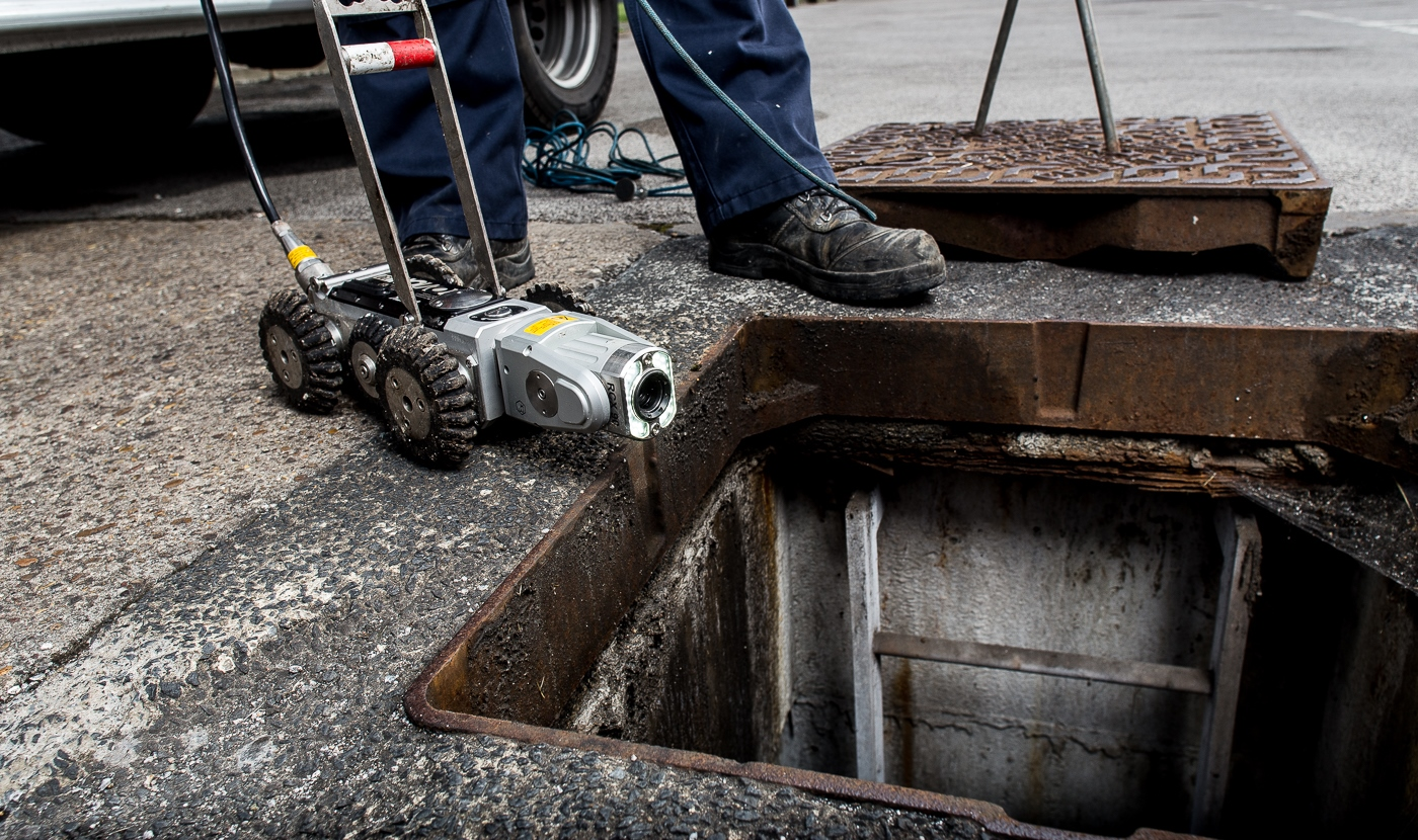 Jet Aire Deliver Drainage Solutions to CARBOGEN AMCIS Manchester Facility