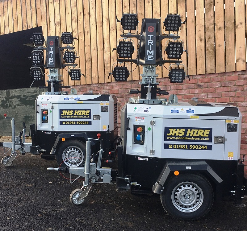 John Hill and Sons Acquires Trime Lightning Sets