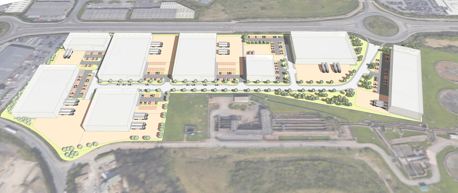 Keyland Developments Ltd Has Submitted an Outline of Planning Application