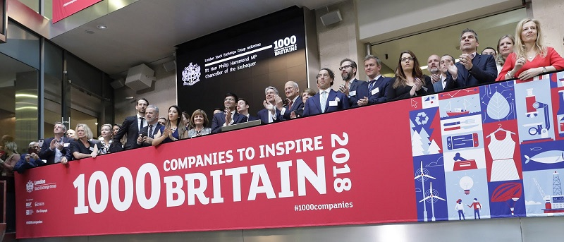 '1000 Companies to Inspire Britain' Report