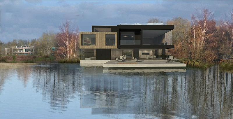 Boon Brown to Begin Construction of Lake House
