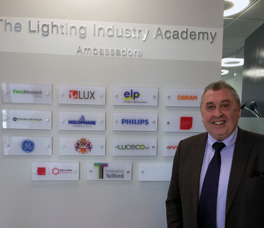 Lighting Industry Academy Announced That They Had Named the Academy Ambassadors