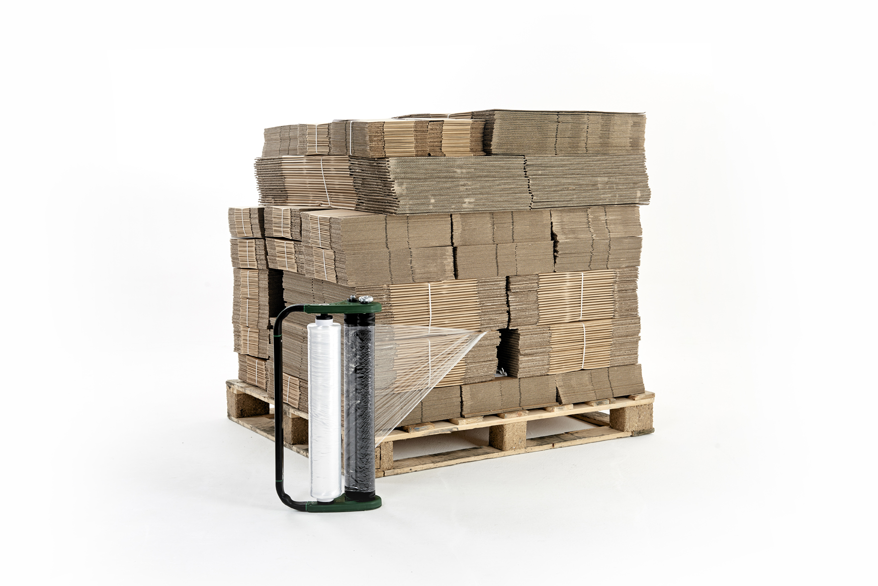 Kite Packaging introduces new hand pallet wrap bundle offer