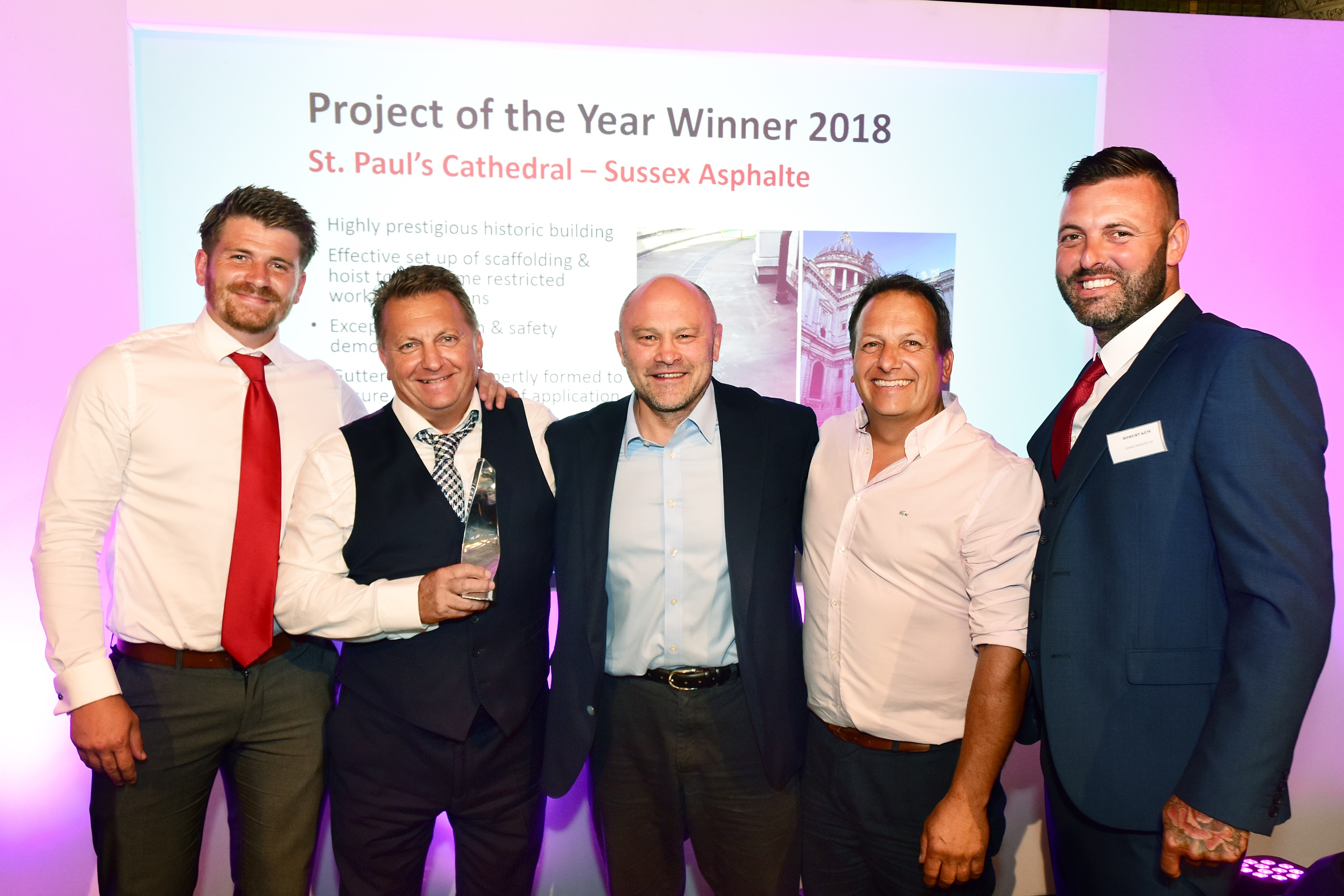 Top Projects and Professionals Honoured at MAC 2018 Awards