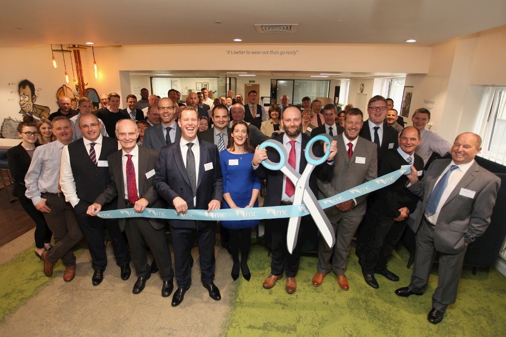 MC Construction Officially Open New Extension
