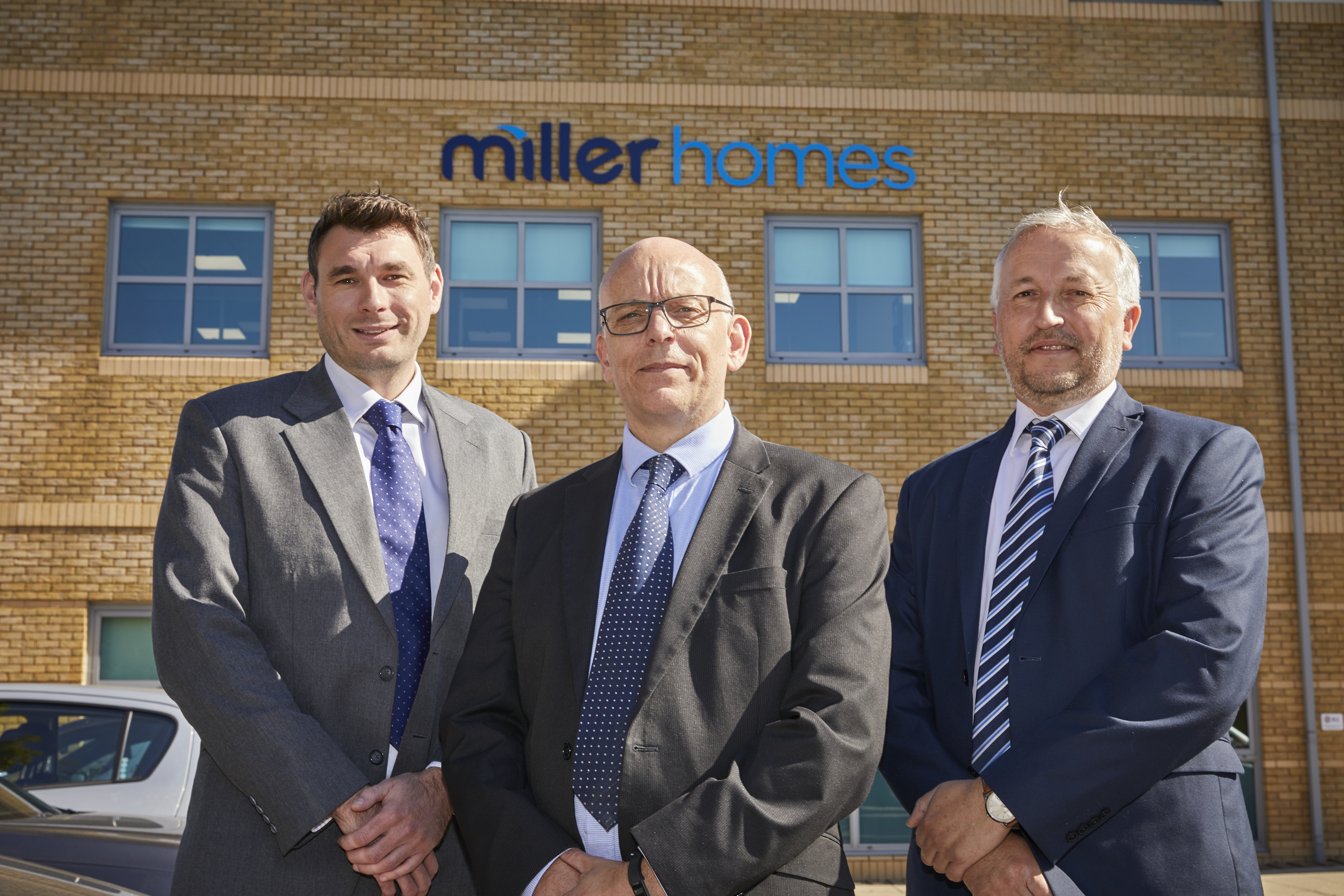 Miller Homes' Strategic Land Buying Team