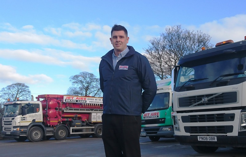 Jet Aire Services Has Appointed a New Contract Manager