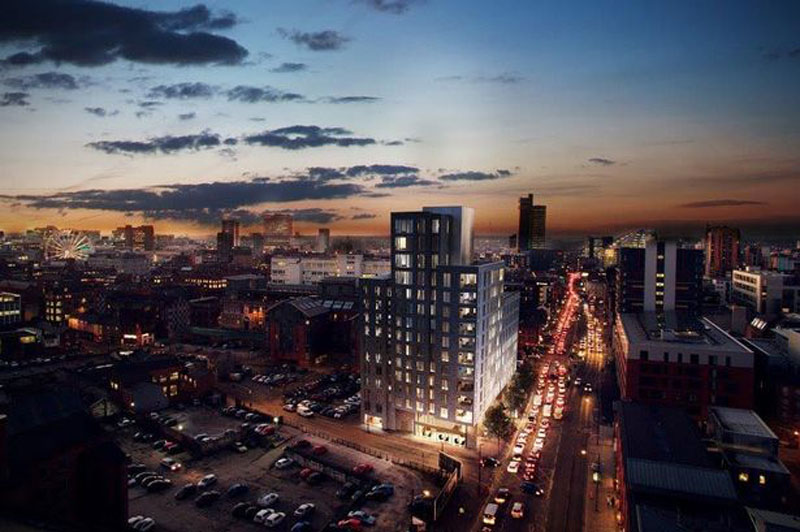 Manchester's Northern Quarter Welcomes £30m Mixed-Use Scheme