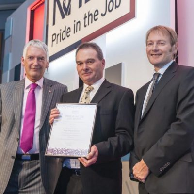 NHBC Rewards Top Site Managers at Awards Ceremony