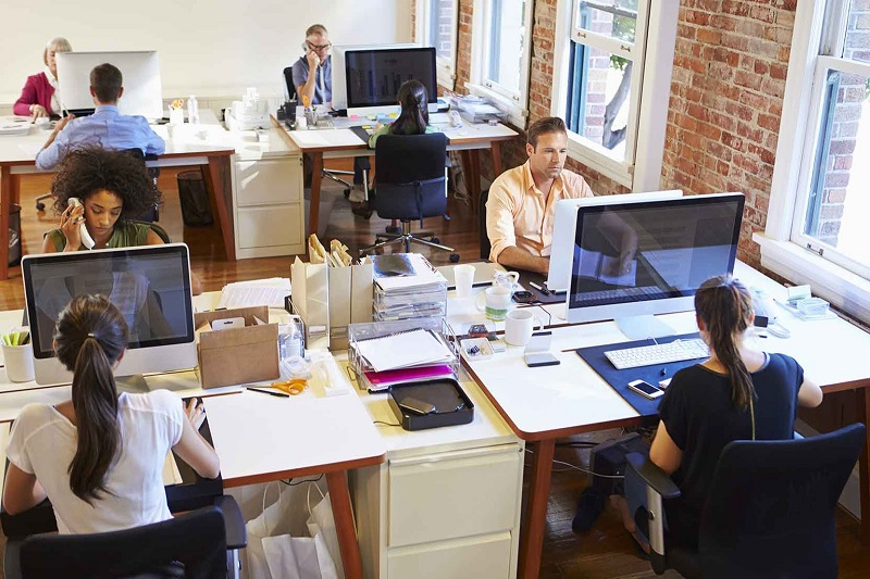 Open Plan Offices Prevent Concentration