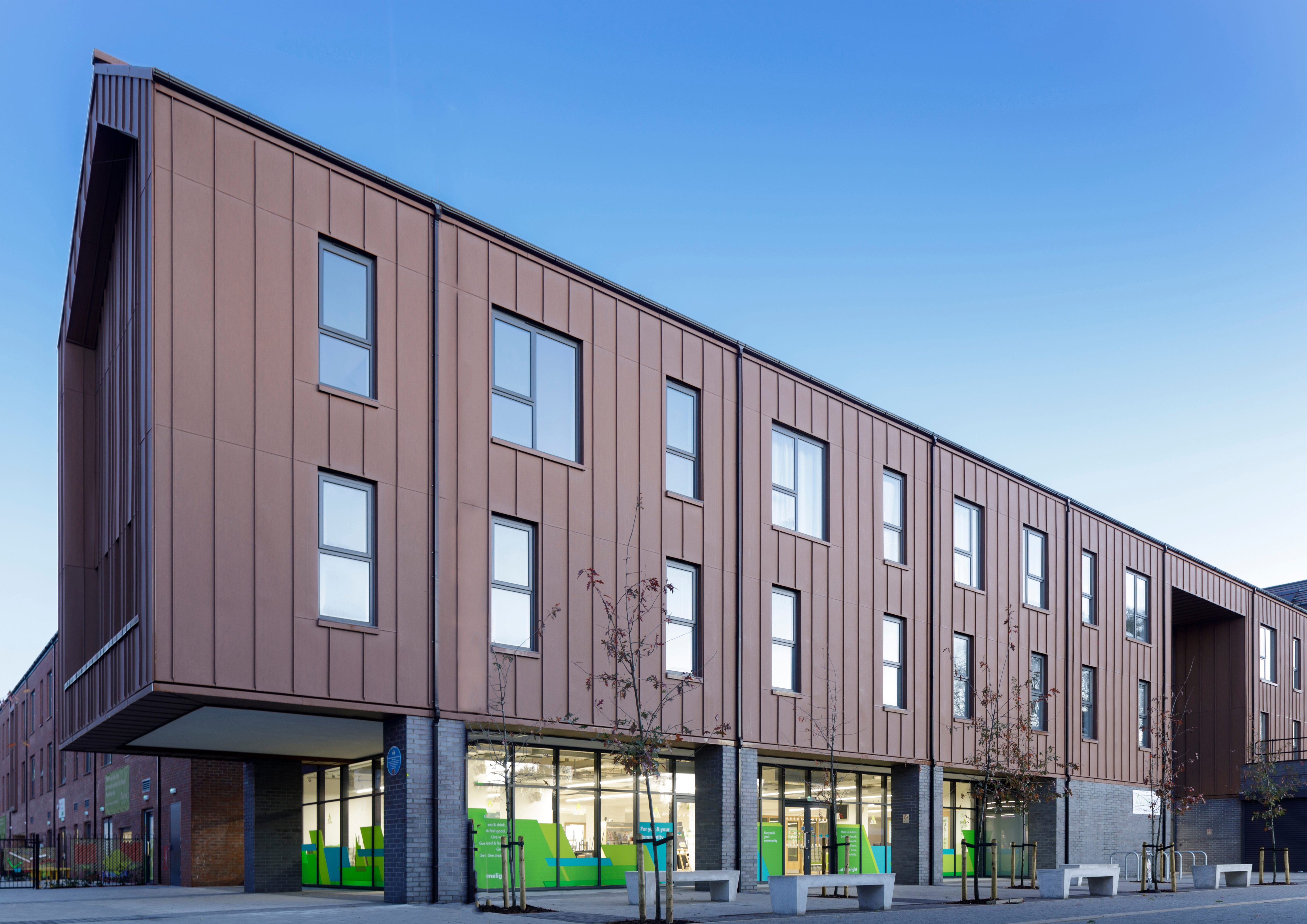 PRP and Trafford Housing Trust set precedent for future community hubs with Limelight