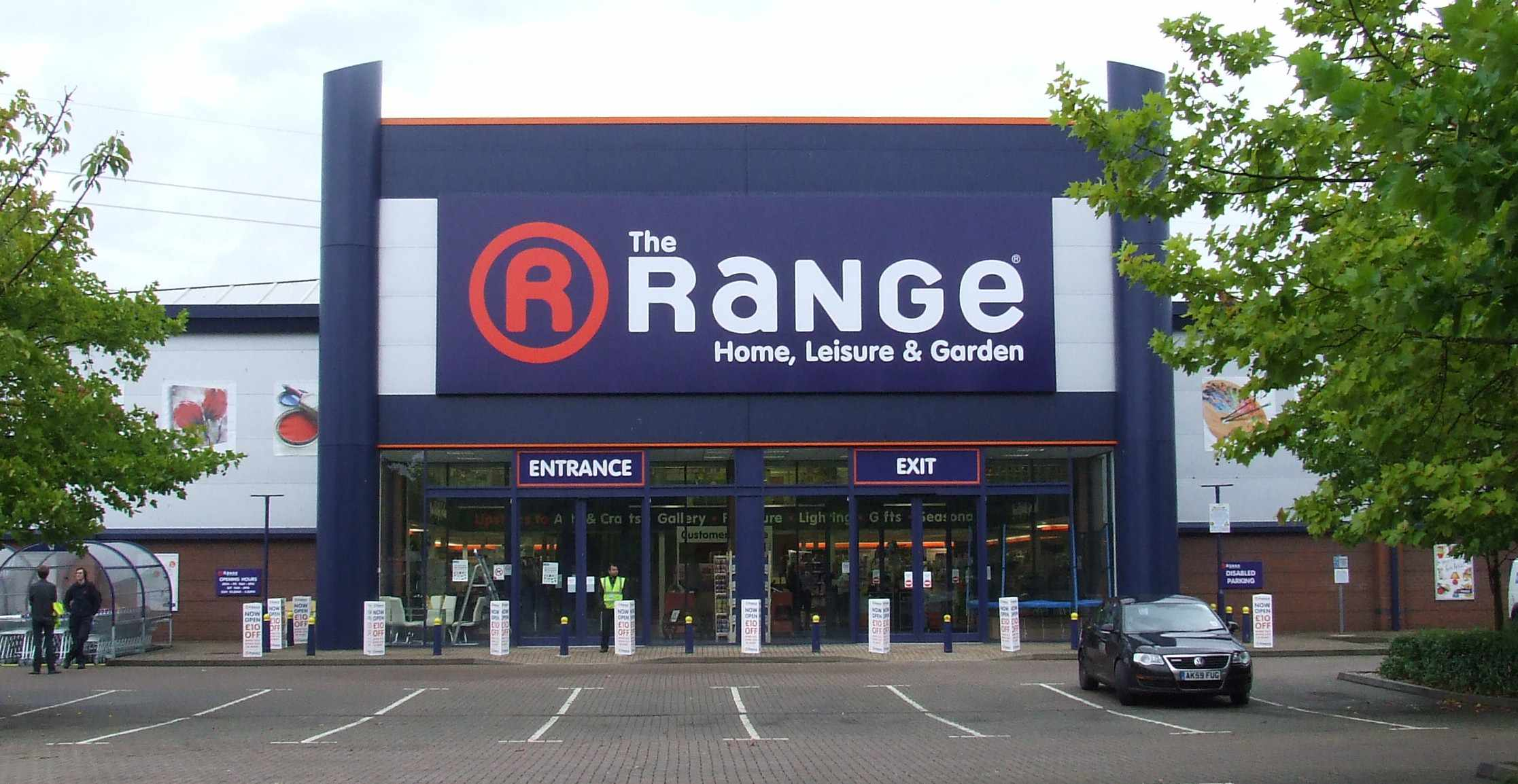 The Range Gets Super-Sized For New Distribution Centre