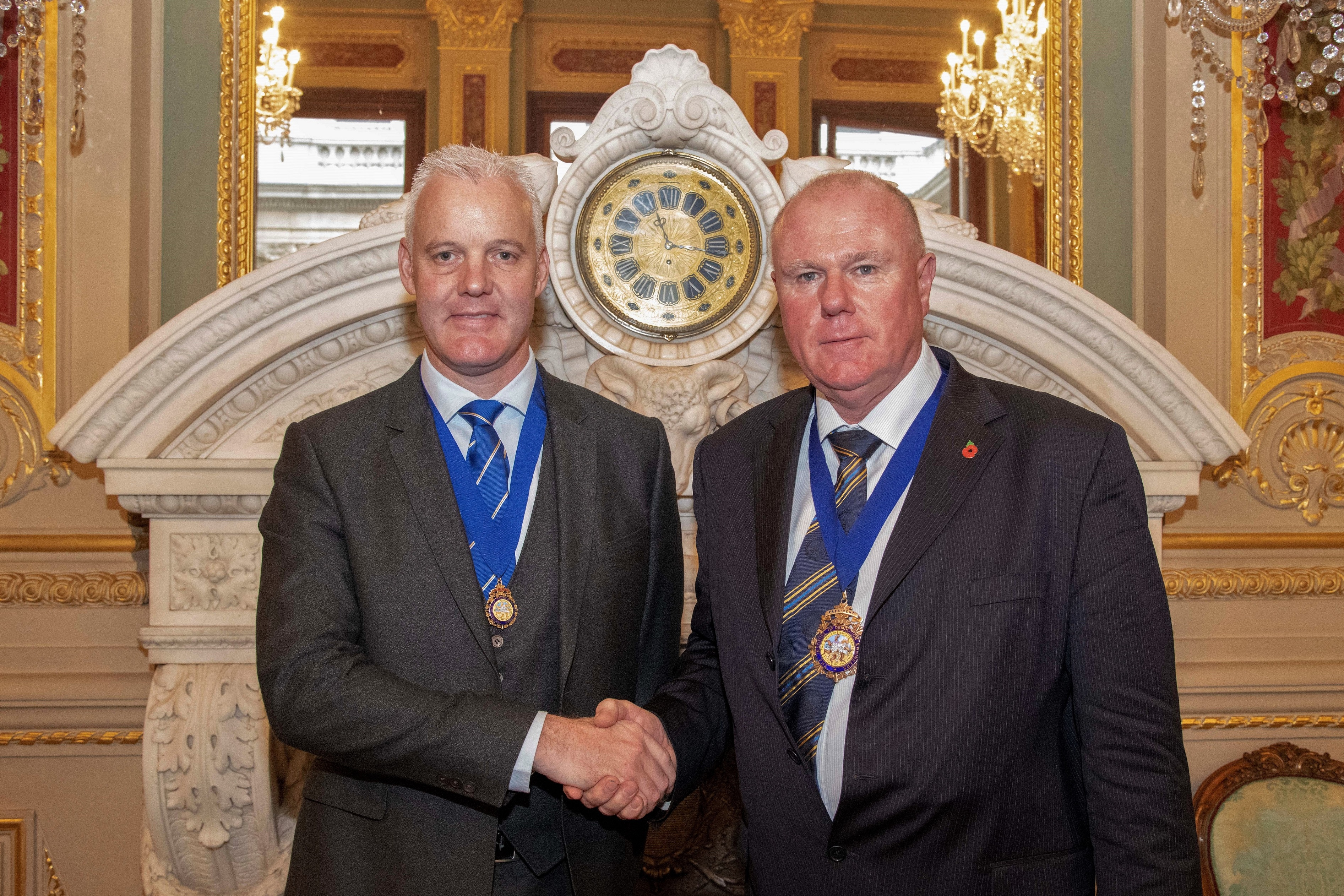 FEATHER IN THE CAP FOR AR DEMOLITION AS RICHARD DOLMAN IS ELECTED IDE VICE PRESIDENT