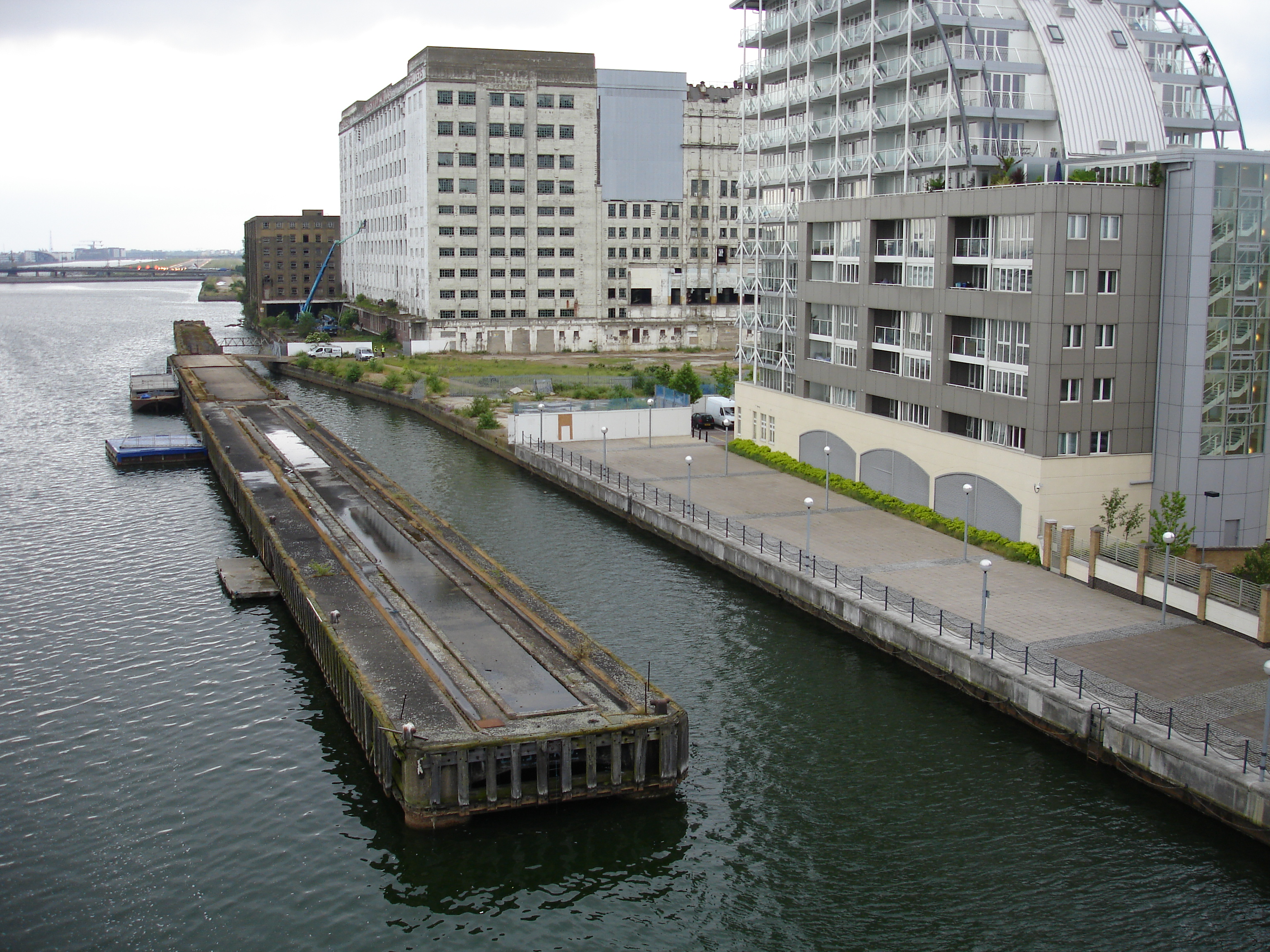 Further Developments Lined up at Royal Albert Docks