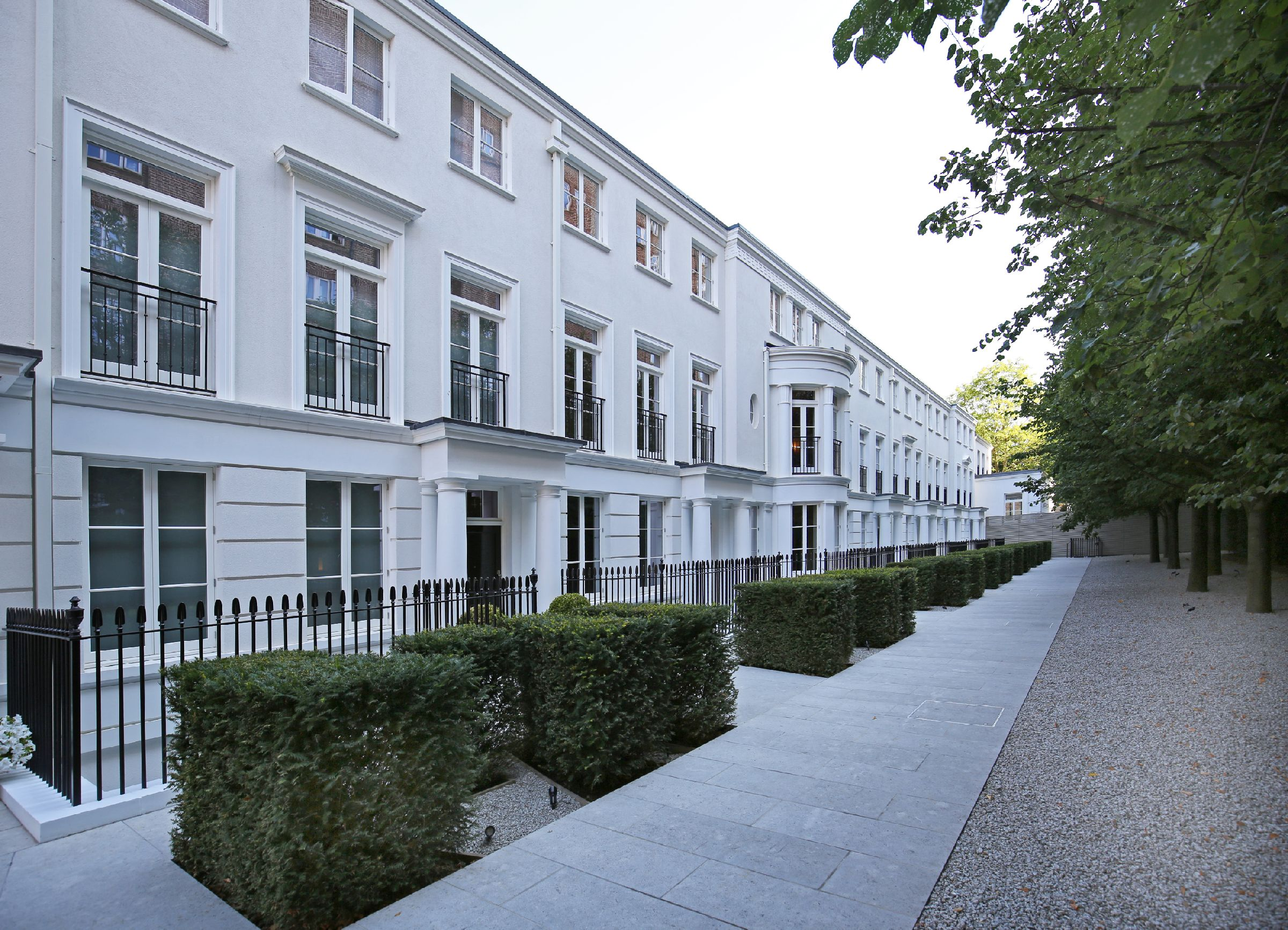 STO SOLUTIONS HELP CREATE STUNNING NEW ST JOHN'S WOOD RESIDENTIAL DEVELOPMENT