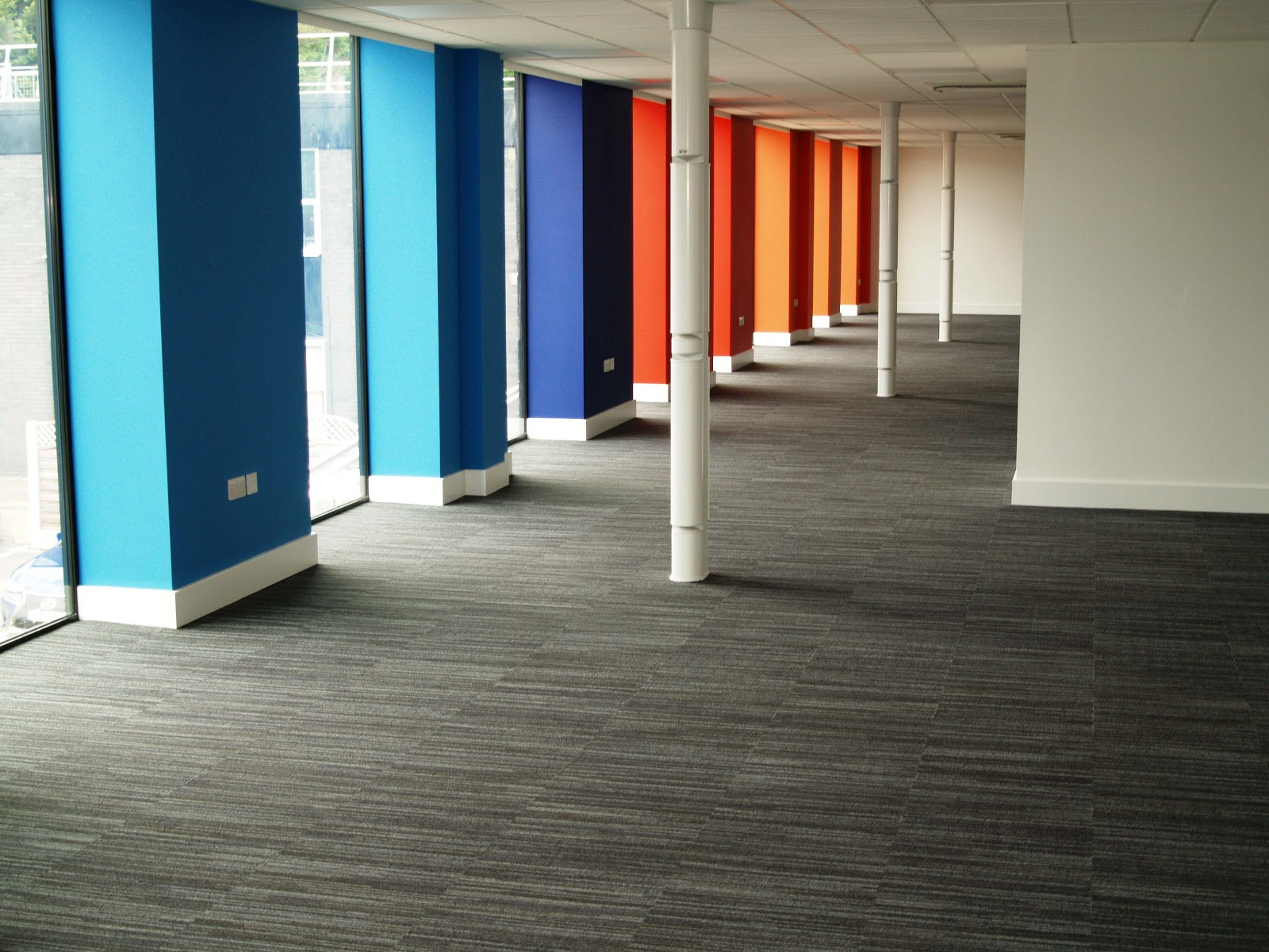 Saint-Gobain Weber Delivers Flooring Solution to Flitwick HQ
