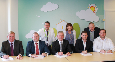 Salix Homes Multi-Million-Pound Investment in Salford