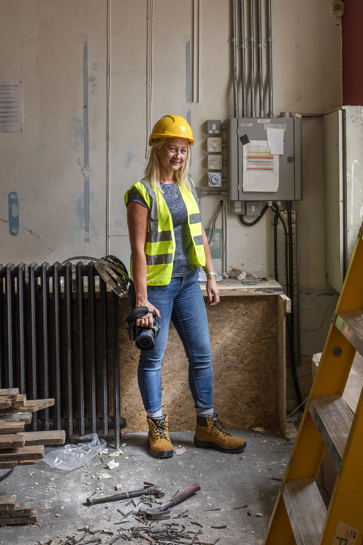 Supporting Women In Construction - Sarah Toon