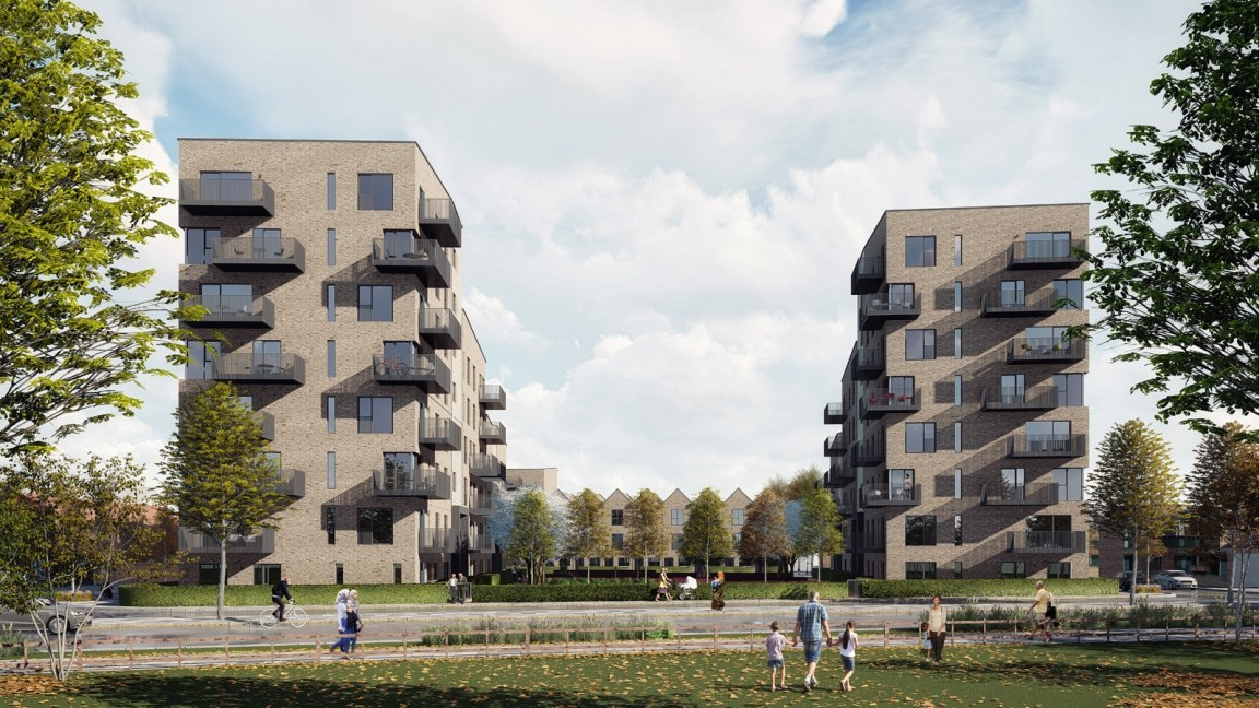 J S WRIGHT SECURES CONTRACTS FOR 800 NEW HOMES IN LONDON