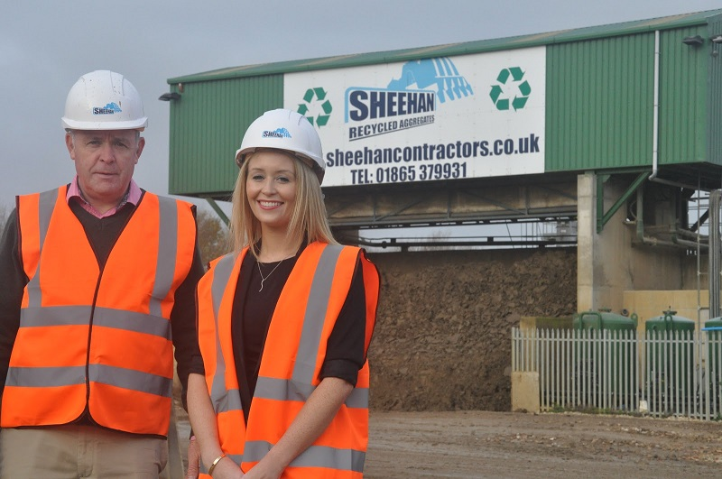The Sheehan Group Reaches Recycling Milestone