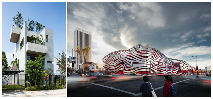 Shortlist for the World Architecture Festival Has Been Revealed