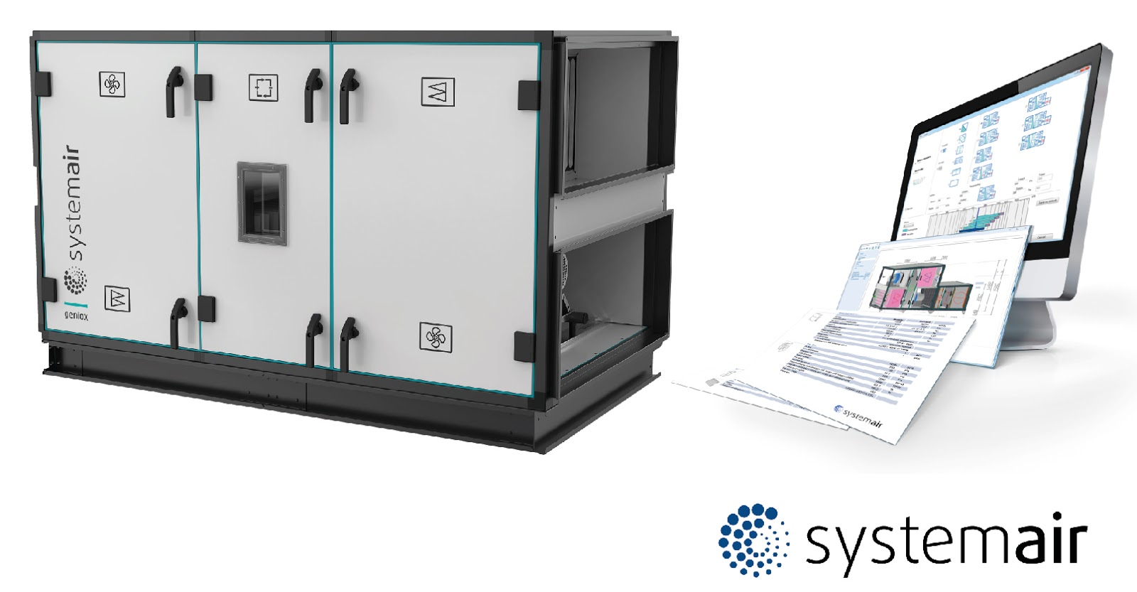 Systemair Launch new Geniox Air Handling System