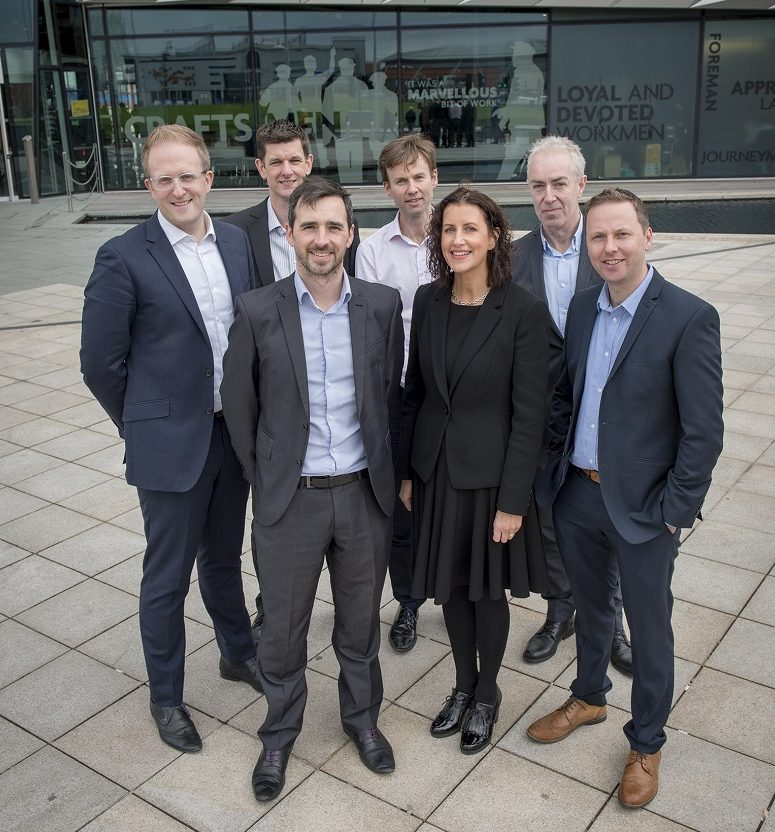 The Magnificent Seven - TODD Architects promotes New Associates