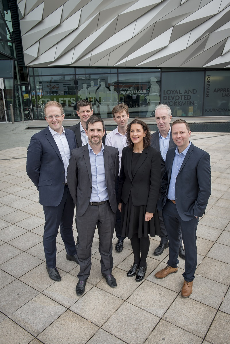 Internal Team Promotions at TODD Architects