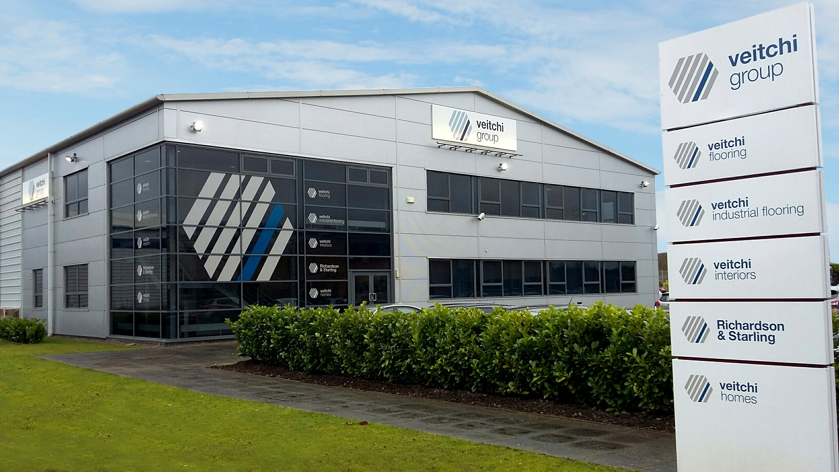 Veitchi Flooring picks up £1.85m AECC and NHS Orkney Hospital contracts