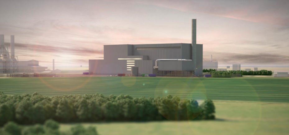 New Energy Centre at South Humber Bank Power Station