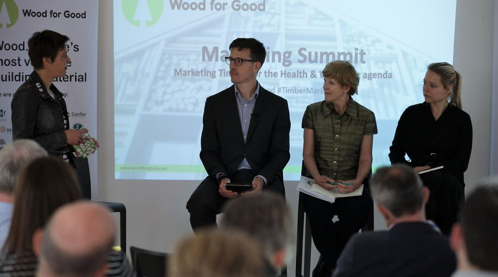 Wood for Good Marketing Summit to put health and wellbeing into practice