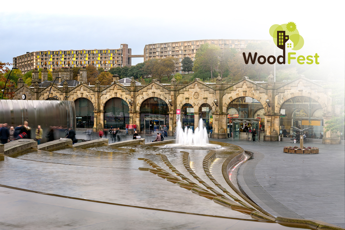 Timber tops the agenda for WoodFest Sheffield