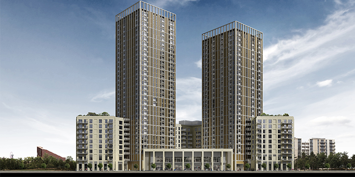 Mace Confirmed for Second Phase of East Village Project