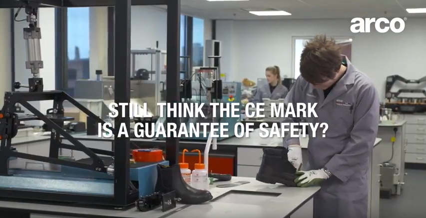 When you're specifying safety equipment - There's no room for doubt