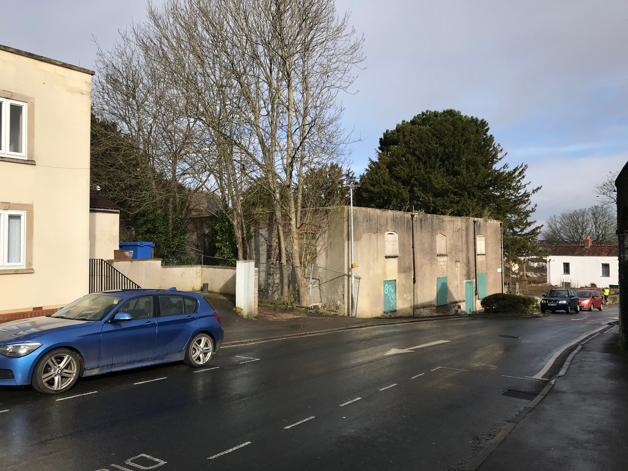CROSSMAN HOMES TO BREATHE NEW LIFE INTO BRISTOL'S WHITFIELD TABERNACLE