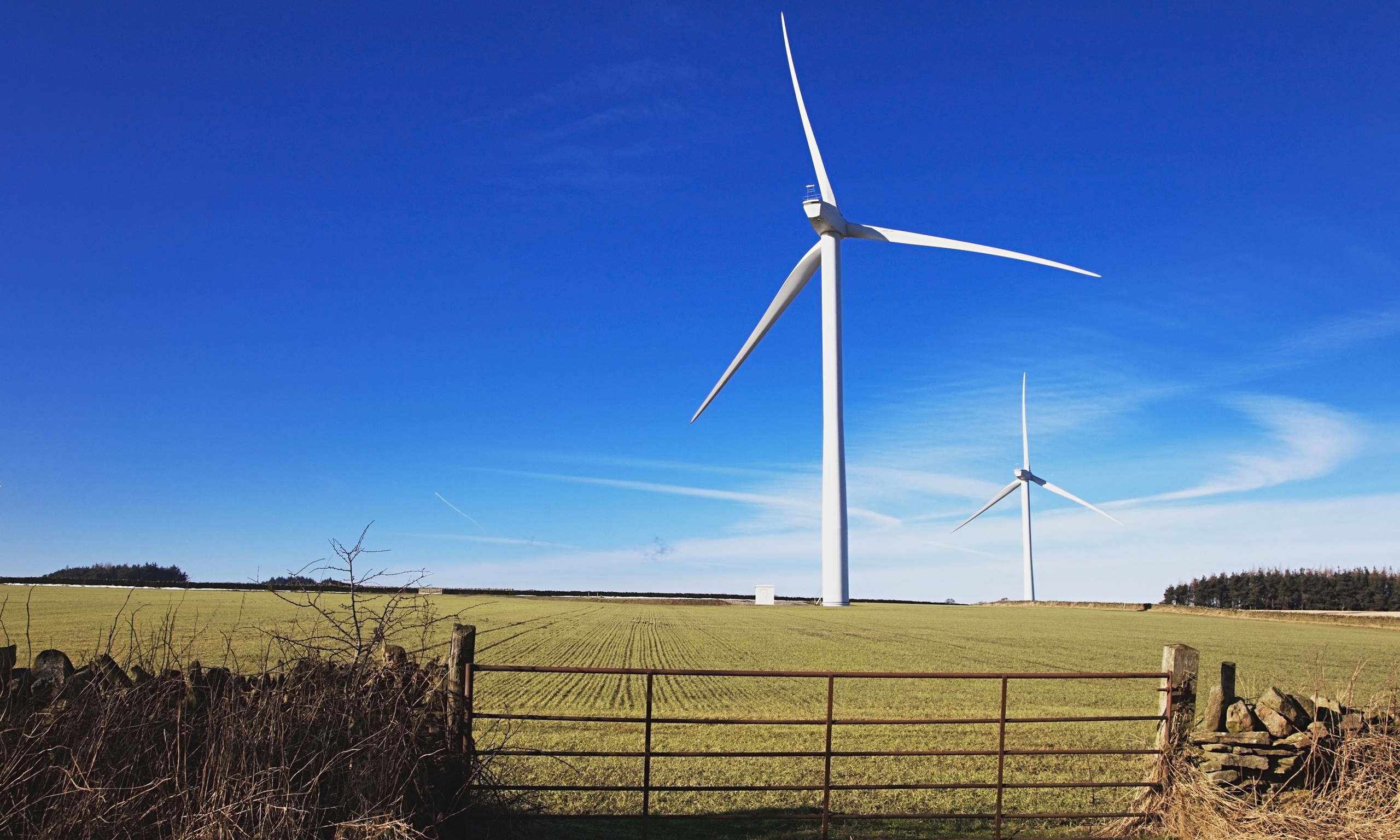 Wind Farm in Cornwall to be Owned By Locals
