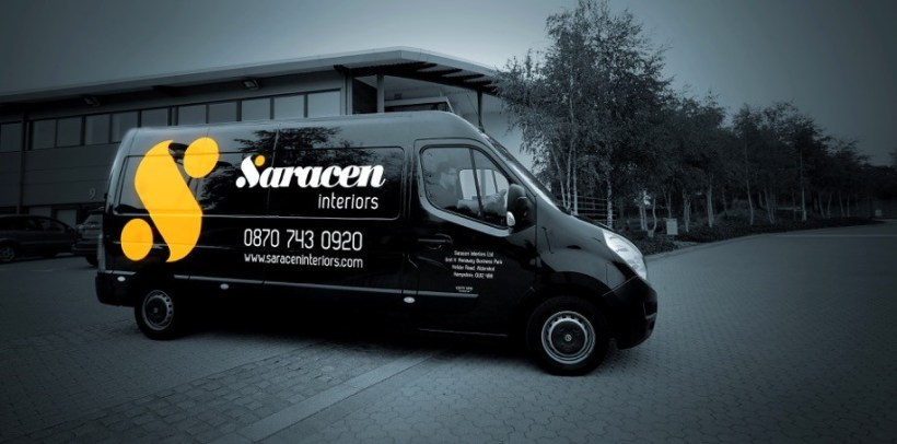 Saracen Interiors on site with major fit-out for Global Technology Company, Carl Zeiss