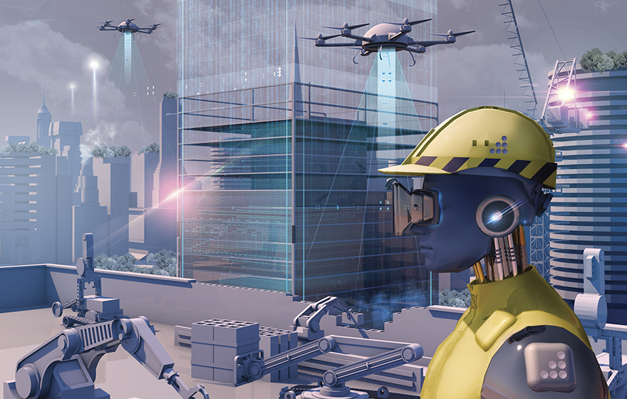 The impact of artificial intelligence in the construction industry